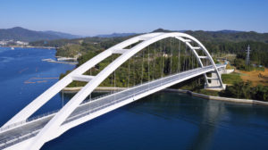 気仙沼大島の橋
