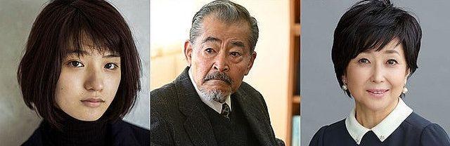 藤竜也さん、竹下景子さん